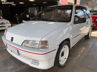 106 1.3 Rallye 1994 Phase 1 – CT OK