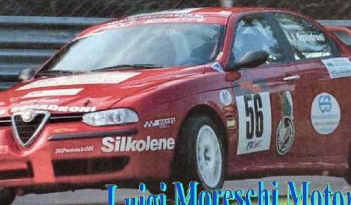 Alfa Romeo 156 TS 2.0-16v Gr A