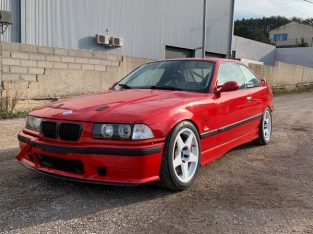 Bmw m3 e36 groupe FA PASSEPORT