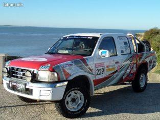 Ford Ranger 2.5 TD 109CH RALLY RAID