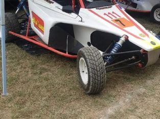 Kart cross g-speed
