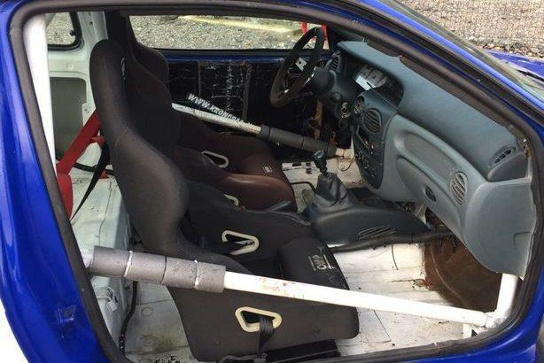 Mégane 2L F7R rallye