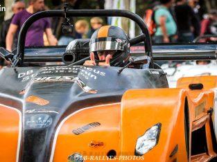 Prototype course de cote et slalom JCM