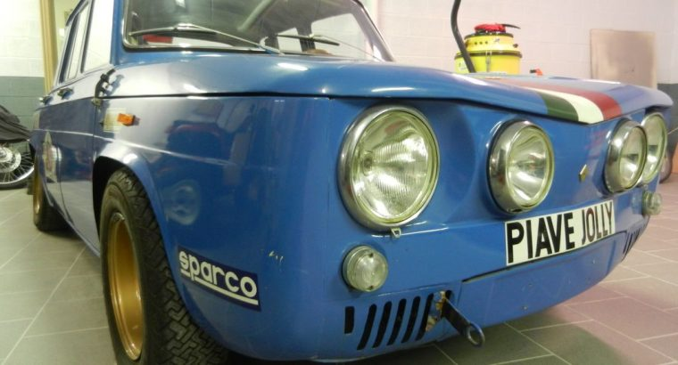 R8 gordini 1300 groupe 2