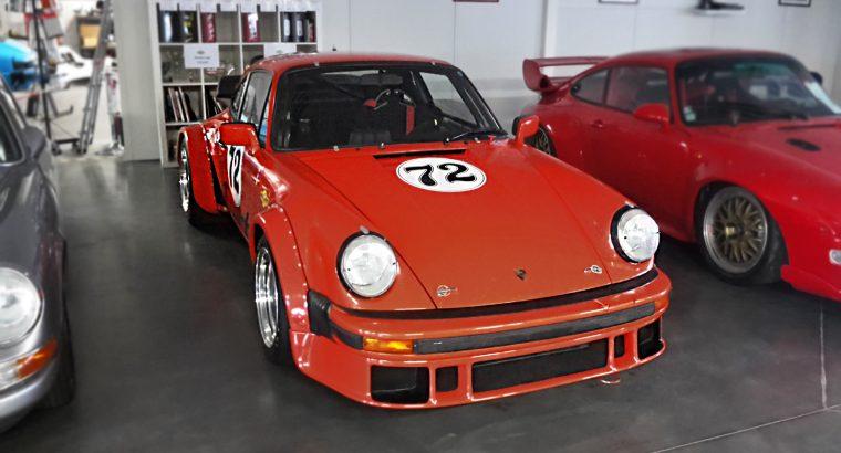 Porsche 930 RSR Turbo 3.3L Groupe 4