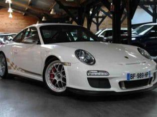 Porsche 997 GT3 RS 450ch
