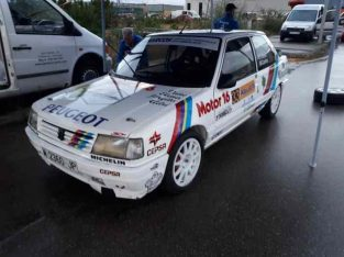 309 GTI 16V IMPECABLE!!!