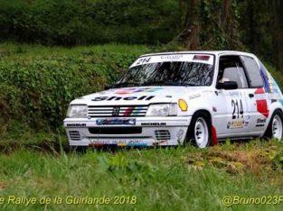 205 rallye Grp A