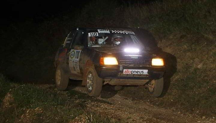 205 F2013 rallye terre