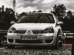 Clio rs PS2 Rhd