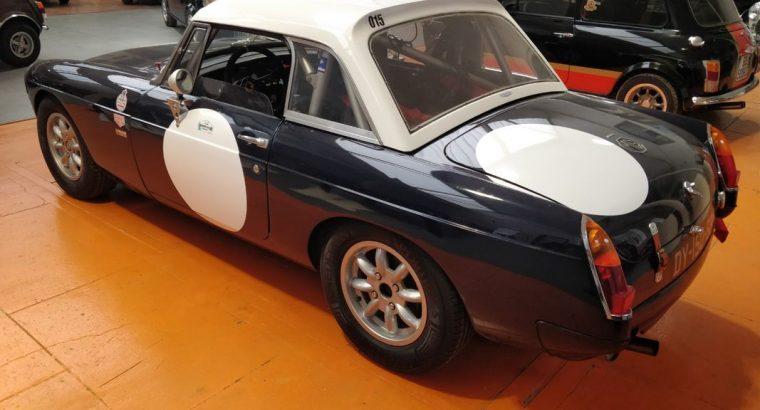 MG B MGB Roadster ST 1965 VHRS / VHC / Régularité