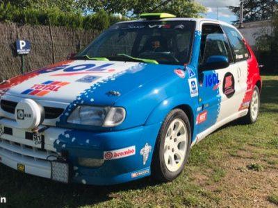 Saxo vts rallye course circuit sport
