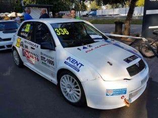 NEW PRICE!!!! Skoda Fabia MK1 S-1600 Rallycross