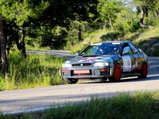 Subaru Impreza type R FA8 1998