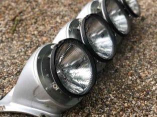 Rampe de phare Clio Rs