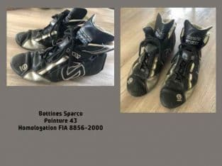 Bottines SparcoT43