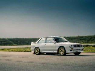Vends: BMW M3 E30 groupe : A