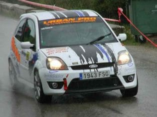 Ford Fiesta St rally