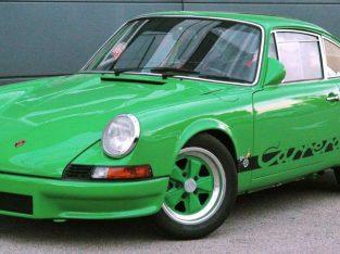 Porsche 911 2.4 E look 2.7 RS 98 500 €