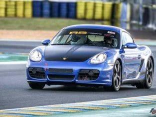 Porsche Cayman Cup 2008