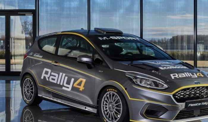 2020 Fiesta Rally 4/R2T bonne affaire