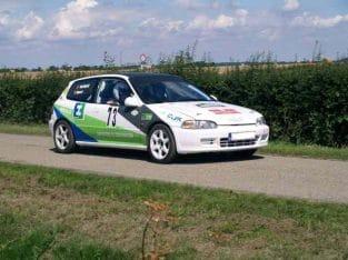 Honda Civic EG6 Rallye