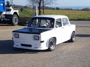 Simca 1000 Rallye 2 F2000 Spécial