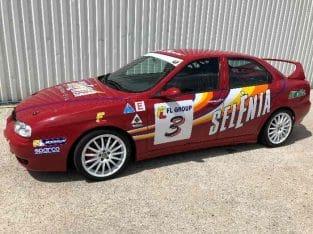 Alfa Roméo 156 Groupe A
