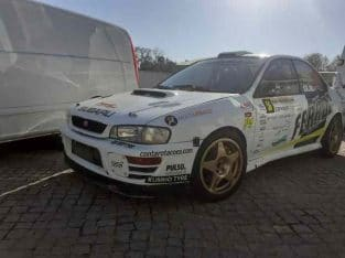 VENDA Subaru Impreza gc8 1997