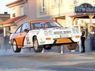 Opel Manta G-2/G-A