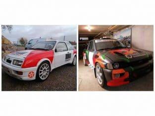 Cosworth gra