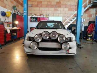 Escort RS 2000 kit car A7K