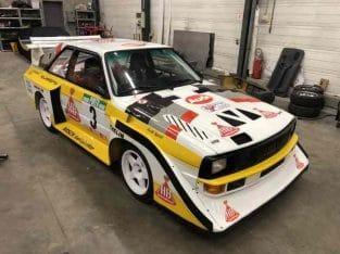 Audi sport quattro groupe B sS1 E2