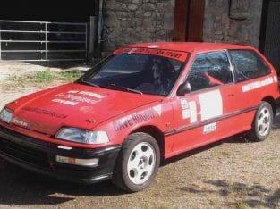 Honda Civic Vtec top N2