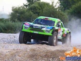Échange Buggy Fia T1.3 contre rallye