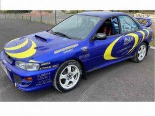 NAUDON RALLYE SERVICES Vend Subaru Impreza WRX