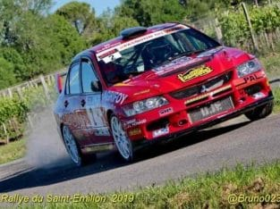 Evo 9 groupe A top