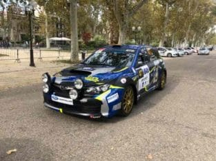 Subaru n15 prodrive R4 éch reprise
