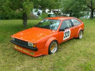VW Scirocco IS /E1