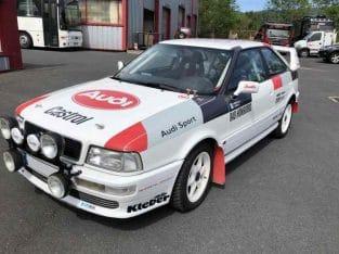 Audi Quattro V6 10/06/1994