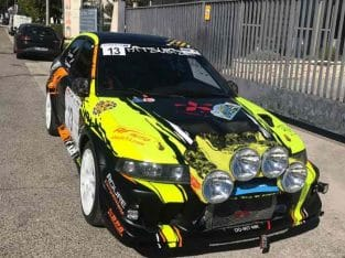 Mitsubishi EVO 6.5 (Makinen) Reprise possible