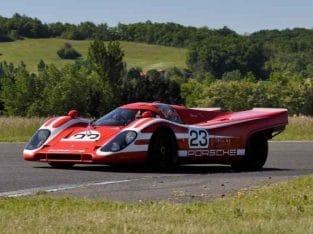 Réplique Porsche 917 à vendre
