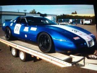 Corvette challenge c4