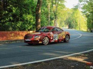 Audi tt 1800 cc turbo quatro