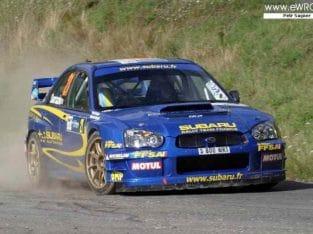 SUBARU WRC 2003 EX SOLBERG