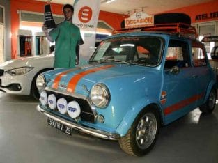 Cooper 1300 S 'Monte Carlo'