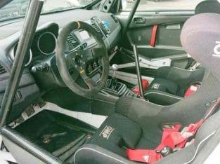 Mitsubishi Evo 10