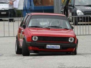 VW Golf 2 16V KR 1986