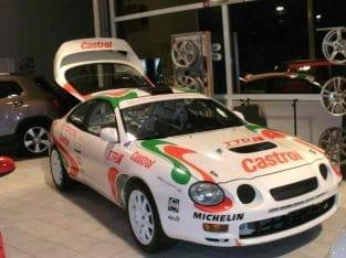 TOYOTA CELICA GT FOUR gr N 4×4 Turbo