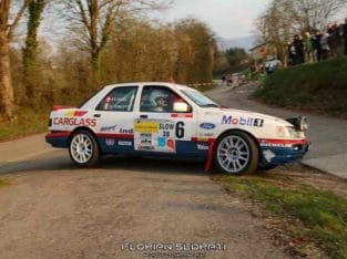 Ford Sierra Cosworth 4X4
